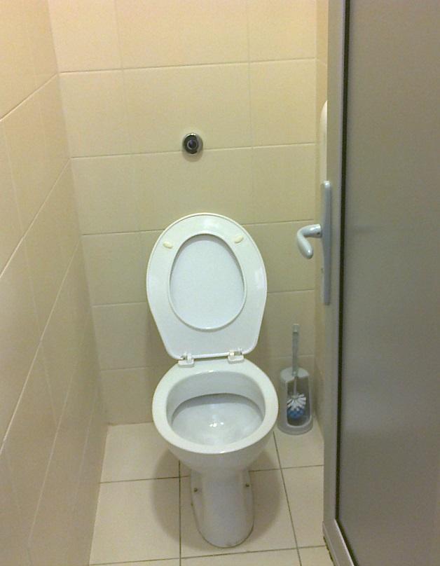 Nautilus senzorski WC ispirači – ugradni, na zidu