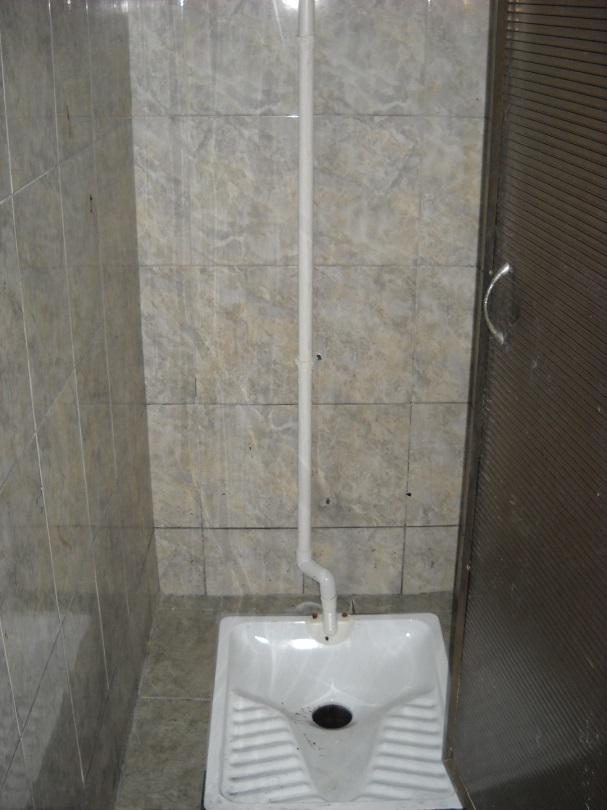 Nautilus senzorski WC ispirači – nadgradni, senzor u štoku vrata