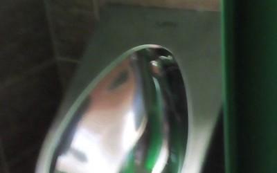 inox pisoar sa senzorskim ispiračem