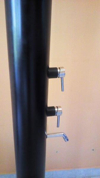 Jednoručne mešalice za toplu vodu